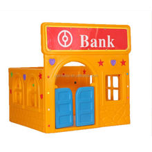 Best selling garden plastic low price outdoor kids game playhouse