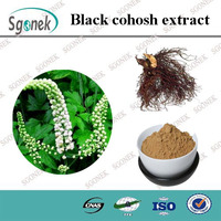 Black Cohosh Extract 2.5% for menstruation disorder