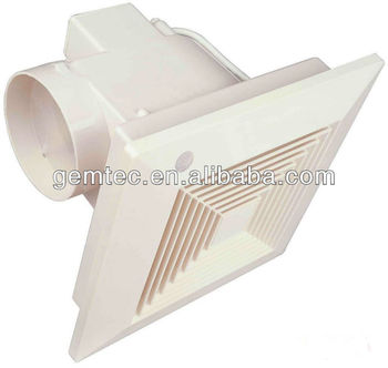 Bathroom kitchen ceiling mounted exhaust fan view exhaust fan gemtec product details from for Ceiling mounted exhaust fans for bathroom
