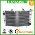 High performance Aluminum motorcycle radiator for Yamaha R6 06-07