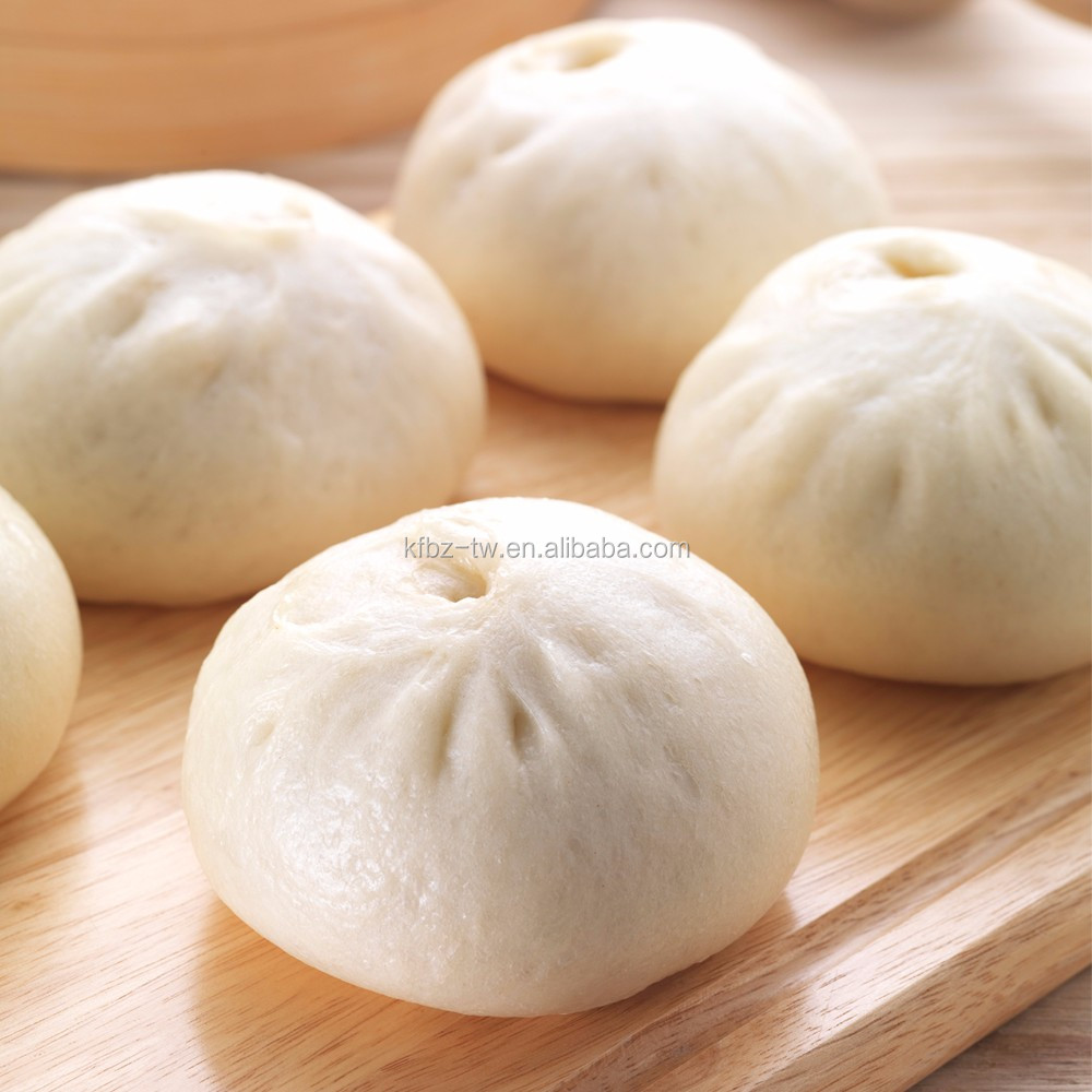 Frozen Chicken & Pork Steamer Food Bun