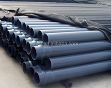 Bell End 8 Inch Farm Irrigation PVC Pipes