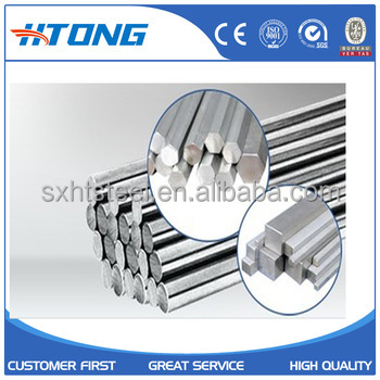 High quality stainless steel rod 309h round bar price per kg hs code