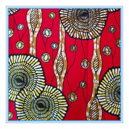 Wax Prints Super African 100% cotton Wax Fabric