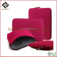 Fashionable Embossed Waterproof Neoprene Laptop Case Sleeve Bag FRT1-400
