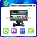 New Product Super Thin Digital 7 Inch Car Monitor with 4 way CVBS signal input
