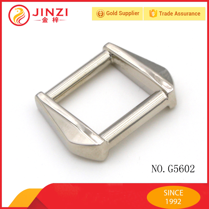 Fashion elegant design square buckles hardware for bags