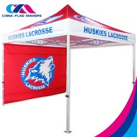 custom trade show promotion 10x10 waterproof outdoor canopy