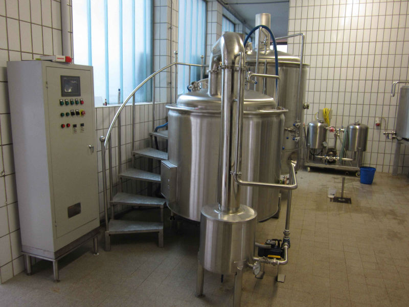 German Quality 3 Vessel Beer Brewing System