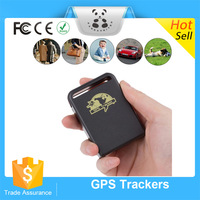 Hot Sale Smallest mini personal gps gsm tracker with microphone TK102 with SIM listener and SOS Function for Kid Safe Anti Lost