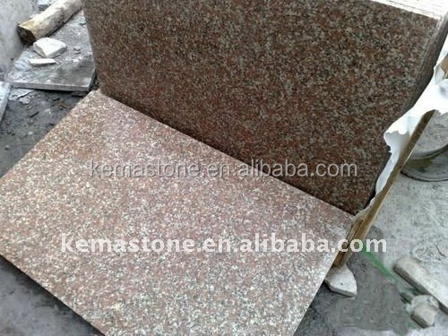 Chinese Cheap Peach Red Granite G687