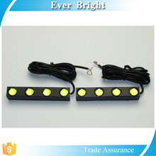Car Accessories Daytime Running Light LED DRL 4LED/daytime running light