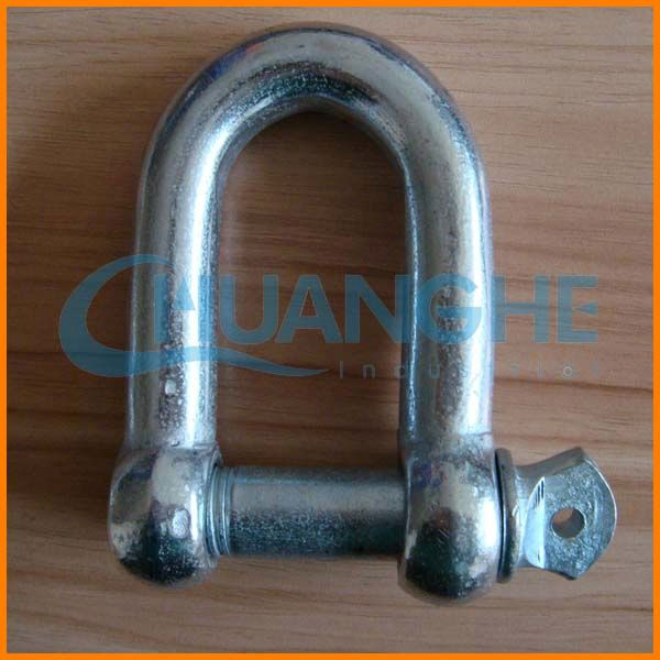 China all kinds of high strength plastic shackle