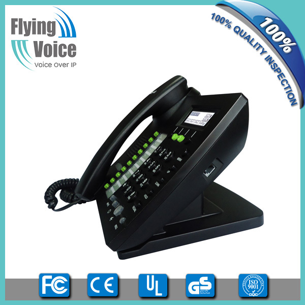 low cost hosted voip sip wired phone with freeswitch compatible IP622C