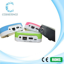 Excellent sound quality wifi audio receiver support Qplay, air play, DLAN wifi music receiver music wireless streaming
