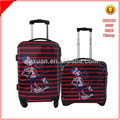 ABS pc hard shell Travel trolley luggage with good quality