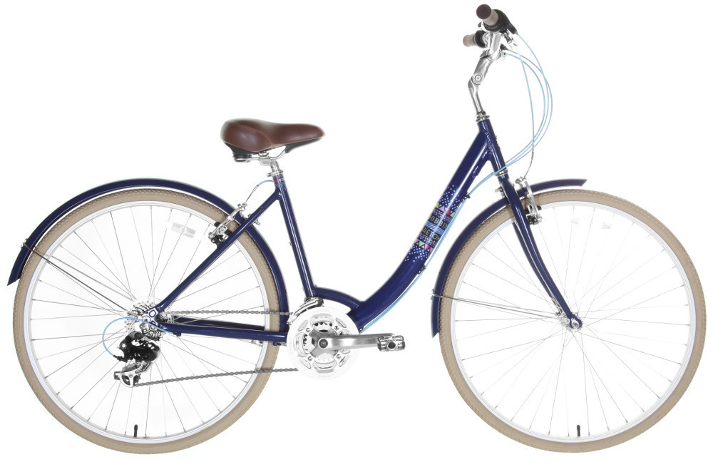 Breton Womens Hybrid Road Bike 2015