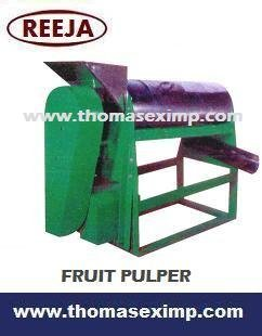 fruit mill crusher