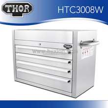 Stainless Steel Anti-Fingerprinter Chest Tool Box(HTC3008W)Made in China
