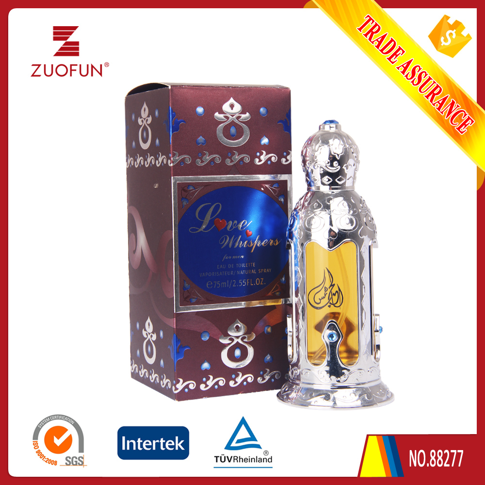Natural Spray Arab Style Perfume For Men