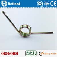 Stainless Steel Material and Industrial Usage Double Spiral Torsion Spring