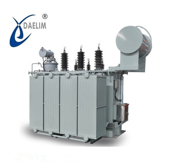 On load tap changer 63kv 25 mva electric transformer price