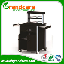 Customized Chemical-resistant Resin Board Barocco Furniture Cabinet With Side