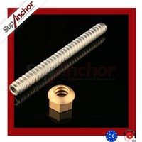 SupAnchor Grout Thread Drill Rod T30