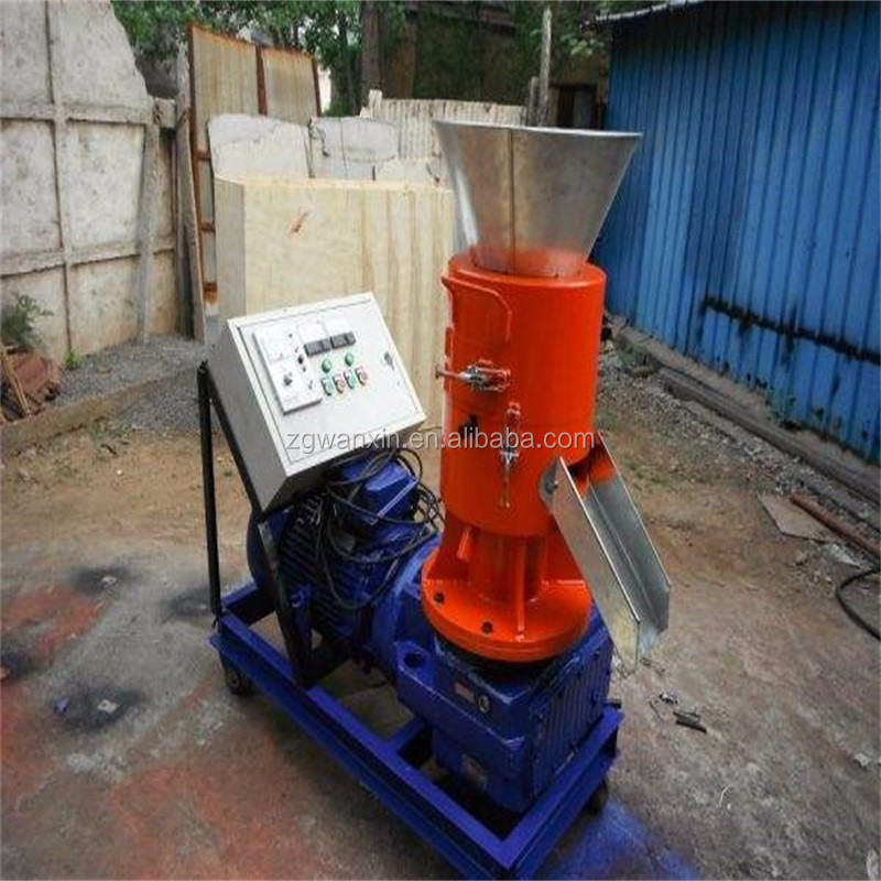 SZLH420 pellet mill for making animal feed