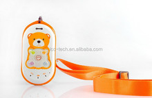 GPS Tracking Mobile Phone Child Elderly Safety monitor Kid Tracker SOS Call