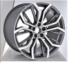 F9791 CHINA MANUFACTURE CUSTOME MADE WHEELS CAR ALLOY WHEEL RIMS