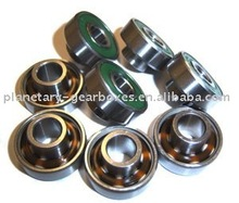 8 Skateboard Extended Ceramic Bearings with Built-in Spacers