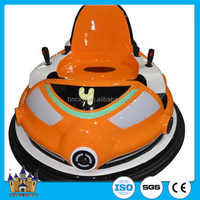 2016 new amusement park rides laser bumper car used for children for sale