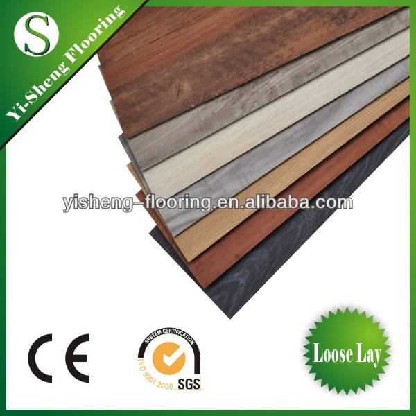 pvc/vinyl for office flooring tiles