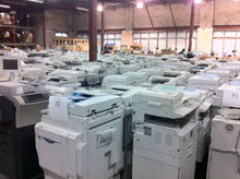 Ricoh Canon Toshiba Xerox Off-Lease Used PhotoCopiers