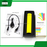 3 in 1 mini cylinder portable multi function usb charger power bank bluetooth wireless phone speaker with stand holder