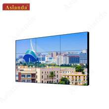 Yaxunda seamless wall panels tv 55 inch indoor 53mm seamless led video wall