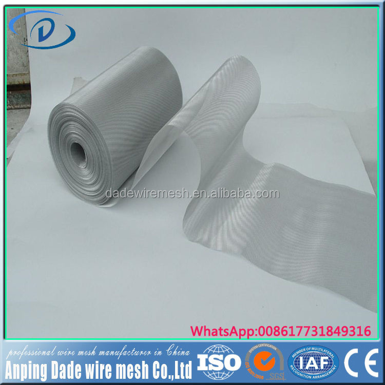 china supplier 304 316 stainless steel flexible wire mesh nettingstainless steel industrial filter wire mesh