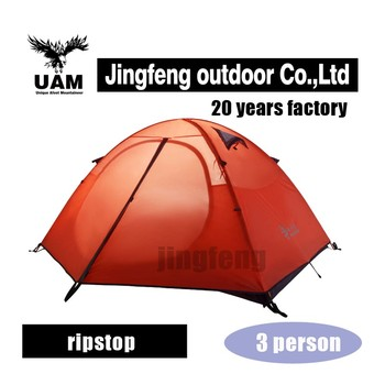Lightweight easy up folding mongolian yurts for 2 persons