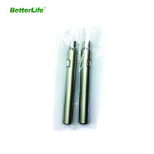 High Quality Ecig Battery 380Mah Betterlife CBD Preheat Evod Battery Esmart Battery