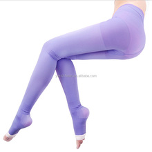 Sleep stovepipe socks sleep pants shaping pressure leg socks stretch slim Leggings