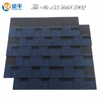 easy installation tile laminated shingle roofing shingles for wood house