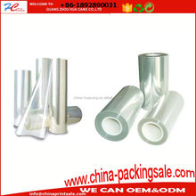 Single Layer Laminated PET packing Film,PET Plastic Transparent waterproof protective packing film