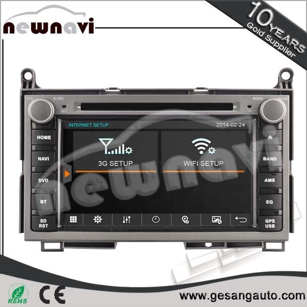 Support Digital Video Record optional car gps