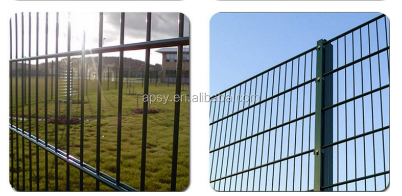 Powder coated Spear Top Fence Panels Steel Black Security Lawn Garden border fencing