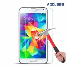 Cheap price shenzhen factory tempered glass film Galaxy s5 screen protector for samsung s5 screen protector tempered glass