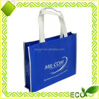 Longgang factory offer customized promotional give away high quality shopping china pp non woven bag