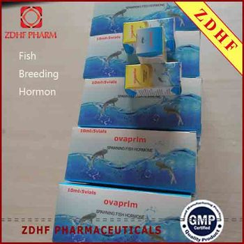 spawning fish breeding hormon 10ml ovaprim injection for catfish tilapia