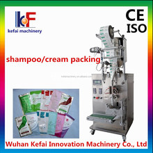 alibaba china high quality sachet filling and sealing machine for cream