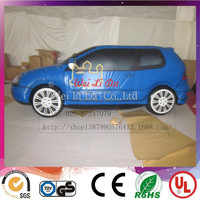 Advertising inflatable jeep car inflatable Mini Cooper 5 sporting car